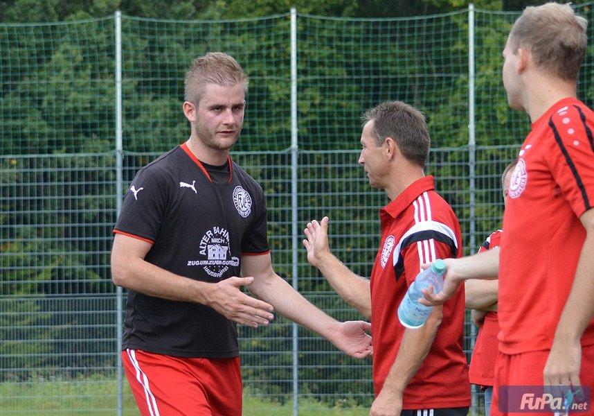 Florian Müller - FV Walbertsweiler-Rengetsweiler - Spieler
